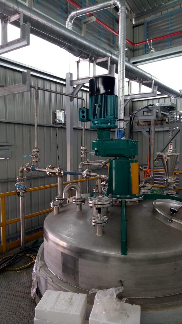 project pabrik pupuk urea